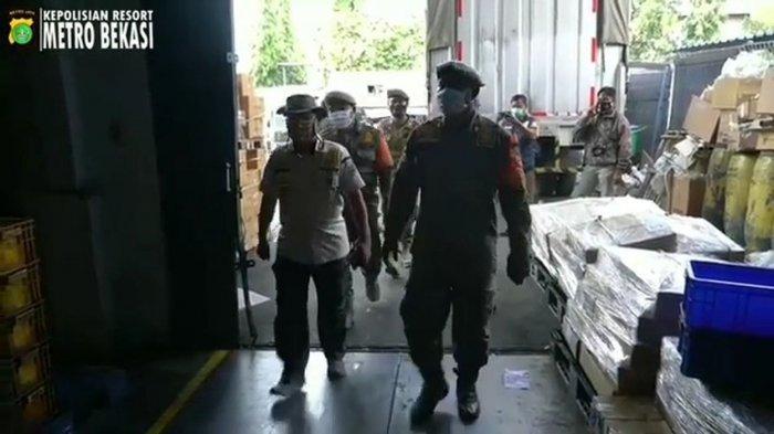 Pemkab Kabupaten Bekasi Desak Kawasan Industri Sediakan Tempat Isolasi Mandiri Terpusat
