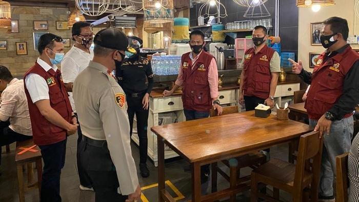 Satgas Covid-19 Kabupaten Bekasi Ancam Tutup Tempat Kuliner Tak Terapkan Protokol Kesehatan Covid-19