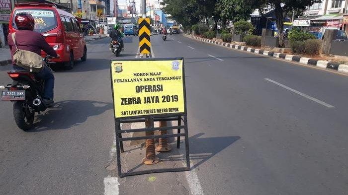 Satlantas Polresta Depok Nilai ERP di Jalan Margonda Tidak Tepat dan Sebelum Ini Ramai Ditolak Warga
