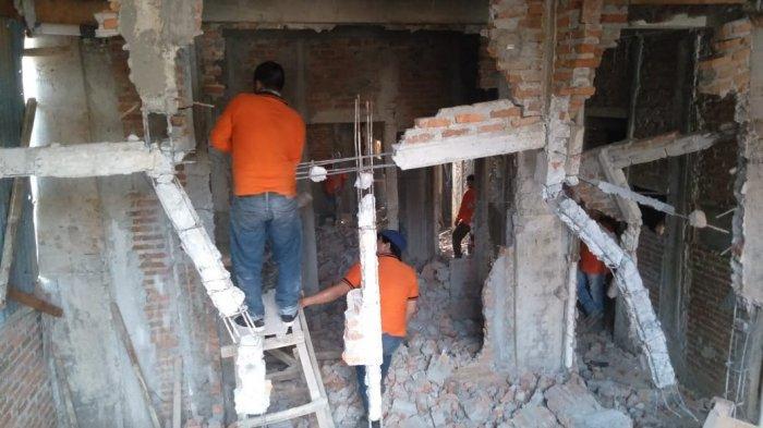 Tak Hanya Bangunan Dibongkar, Pemilik Rumah Kost di Kebagusan Juga Diseret ke Pengadilan