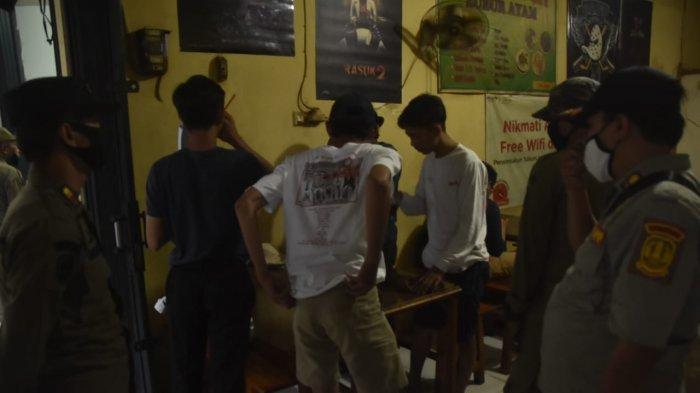 PPKM Diberlakukan, Satpol PP Razia Kerumunan di 12 Kecamatan dan 56 Kelurahan di Wilayah Kota Bekasi