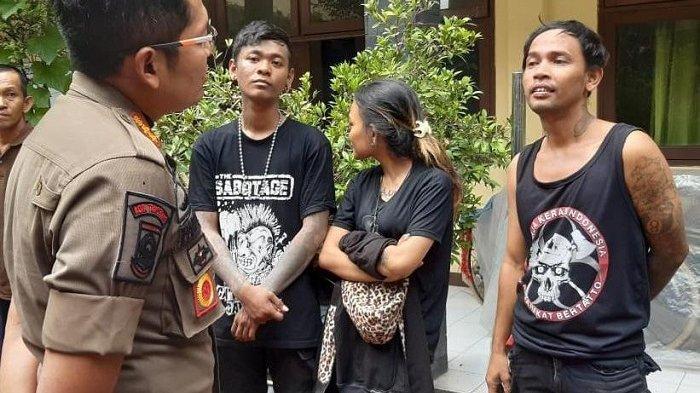 Kecanduan Tramadol, Remaja Anak Punk Rampok dan Tusuk Korban dengan Pisau