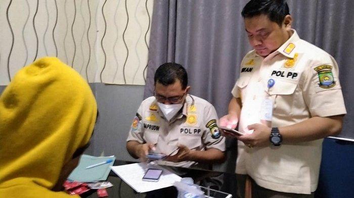 Diciduk Satpol PP Tangerang di Hotel, ABG Lulus SMA Jadi PSK: Mama Tahu Kok Kerjaan Saya