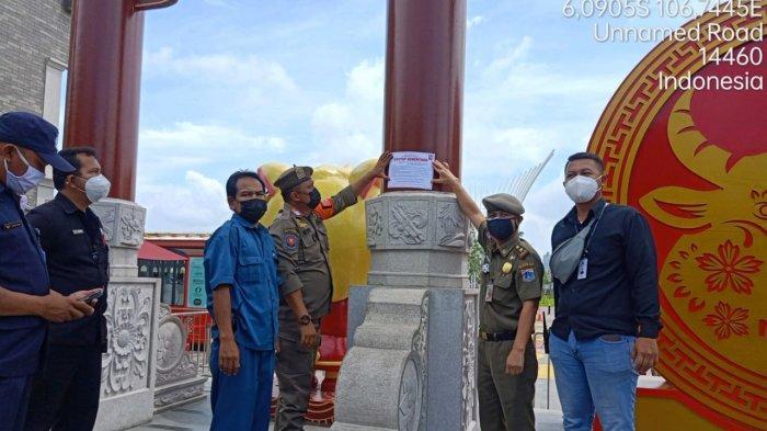 Viral Kerumunan Atraksi Barongsai di Jakarta Utara, Polisi Tetapkan Tersangka, tapi Tidak Ditahan