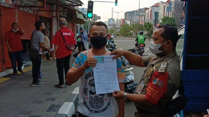 Anggota Fraksi PSI DPRD DKI Dukung Sanksi Pidana Penjara 3 bulan Bagi Pelanggar Protokol Kesehatan