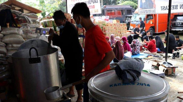 Takut Banjir Susulan, 37.792 Warga Kabupaten Bekasi Masih Bertahan di Lokasi Pengungsian
