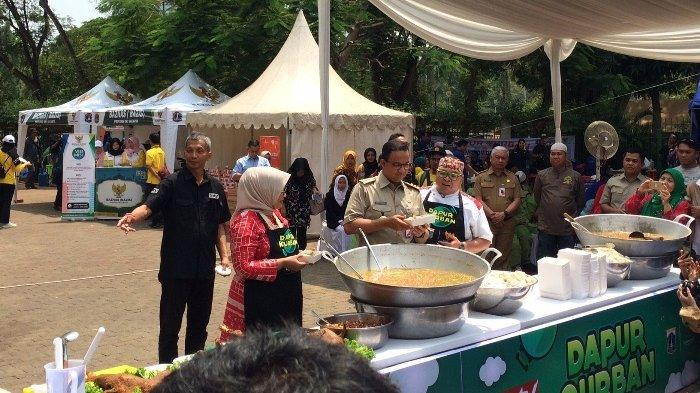 Revitalisasi Monas Dilanjutkan, 339 Pelaku UMKM di Lenggang Jakarta Monas Bakal Dipindah