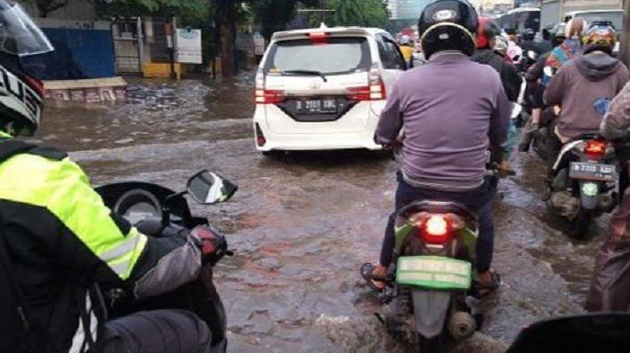 Terungkap Penyebab Sejumlah Empat Titik Jalan di Kota Bekasi Kerap Dilanda Banjir Seusai Hujan Deras