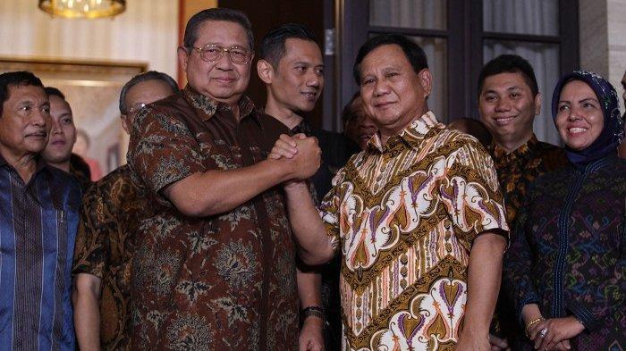 Tetap Dukung Prabowo, Partai Demokrat Tegaskan Tidak Akan Ikut Aksi Massa 22 Mei 2019