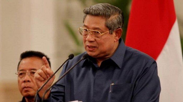 Komentari Dalang Demonstrasi Tolak UU Cipta Kerja, SBY: Saya Tak Yakin BIN Anggap Saya Musuh Negara