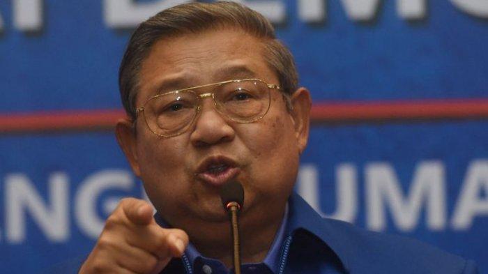 Pesan SBY kepada yang Suka Bermain Politik Identitas: Jangan Main Api, Tidak Bagus, Sangat Berbahaya