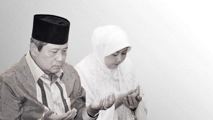 SBY dan Ani Yudhoyono Mendoakan Warga Palu dan Donggala