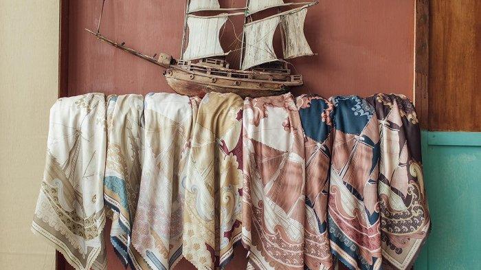 Sulawesi Series Koleksi Scarf Wearingklamby, Penjualan Perdana untuk Korban Bencana di Sulawesi