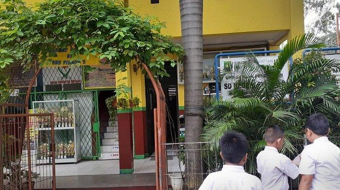 SDN 3 Pinang Kota Tangerang Kerampokan, Barang-Barang Elektronik Raib