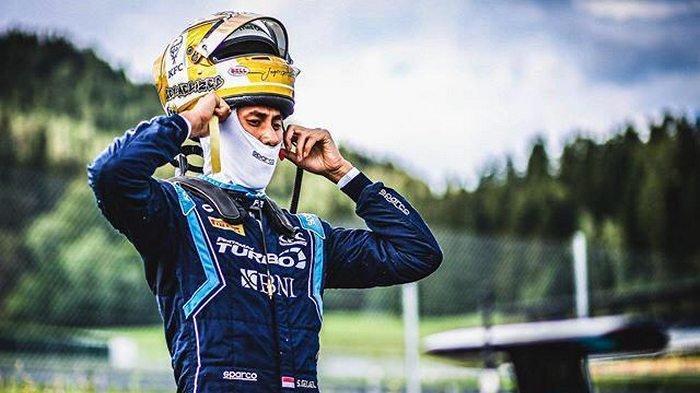 Sean Gelael Incar Tambahan Poin di Sirkuit Silverstone