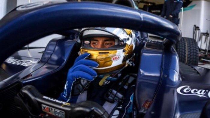Sean Gelael Yakin Bersaing di Formula 2