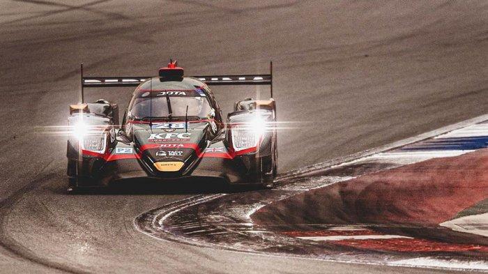 Ini mobil balap yang dikendarai 3 jam non stop oleh sean Gelael diajang Asian Le Mans Series, Abu Dhabi pekan lalu.
