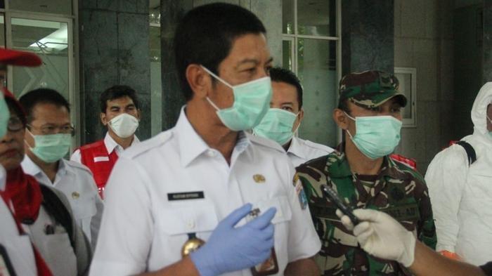 88 Warga Jakarta Barat Terinfeksi COVID-19, 5 Meninggal Dunia