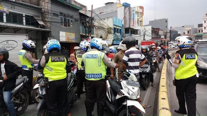 Sebanyak 1.020 Pengendara Ditilang pada Hari Pertama Operasi Keselamatan Jaya
