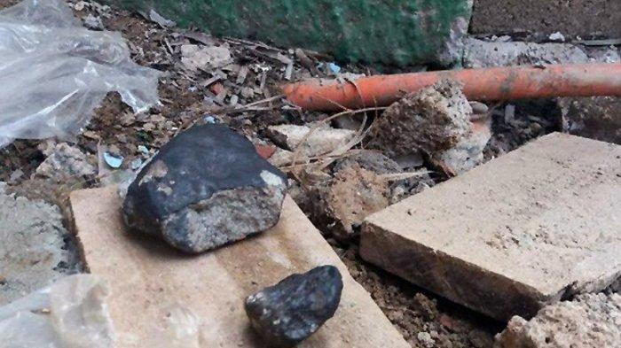 Video Viral Meteorit Jatuh ke Bumi, Suara Ledakan Keras Bikin Warga Sekitar Histeris