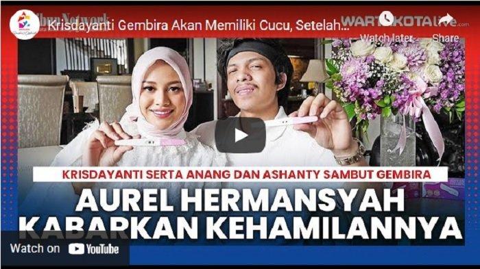 Hamil di Usia Sebulan Perkawinan, Atta Halilintar: Aurel Sedang Datang Bulan saat Nikah