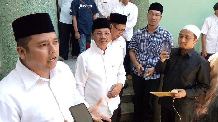 Ustaz Yusuf Mansur Digandeng Pemkot Tangerang Luncurkan Aplikasi Sedekah Online