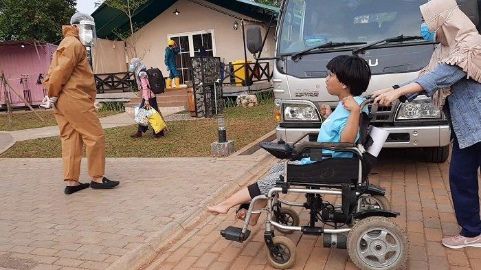 Sejumlah Anak Disabilitas dan Perawatnya Terpapar Covid-19 Diisolasi dan Dirawat di RLC Kota Tangsel