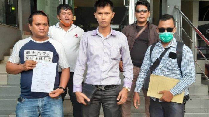 Penghina Marga Silaban Lewat Media Sosial Dilaporkan ke Polisi