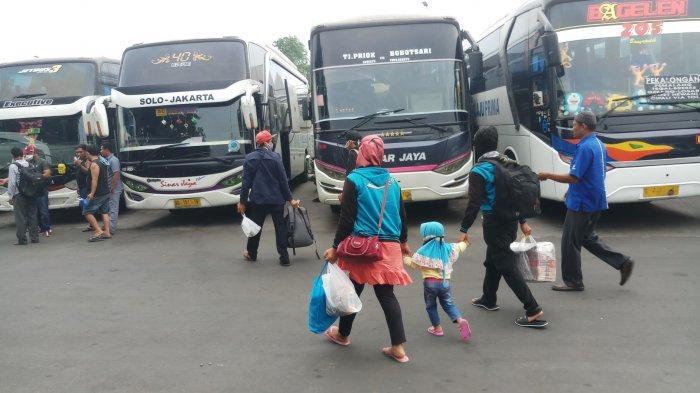 Penghentian Operasional Ditunda, Jumlah Penumpang Bus AKAP Terus Menurun, ini Data Lengkapnya