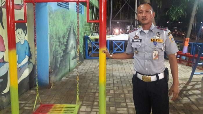 Horee Sekarang Ada RPTRA Mini di Terminal Kampung Rambutan