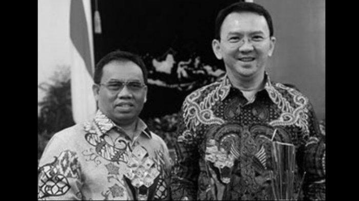 Ini Alasan Ahok Senang Ketika Tahu Saefullah Akan Maju Jadi Calon Gubernur di Pilgub DKI 2017