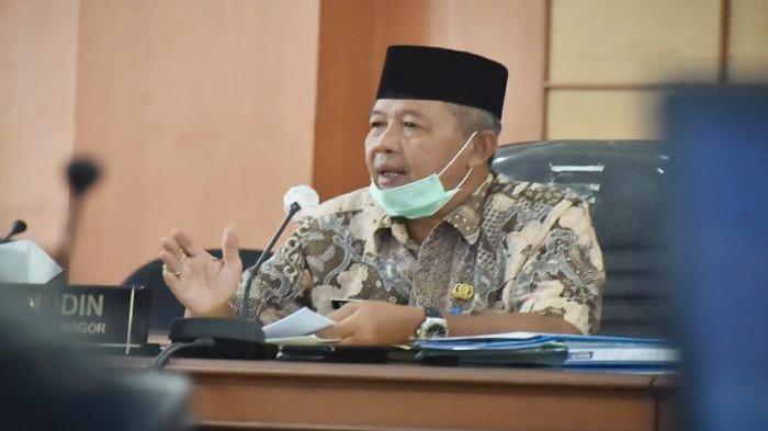 Sekda Kabupaten Bogor Sebut Tren Milenial Cari Kesenangan Buat Terjerat Narkoba dan Pergaulan Bebas