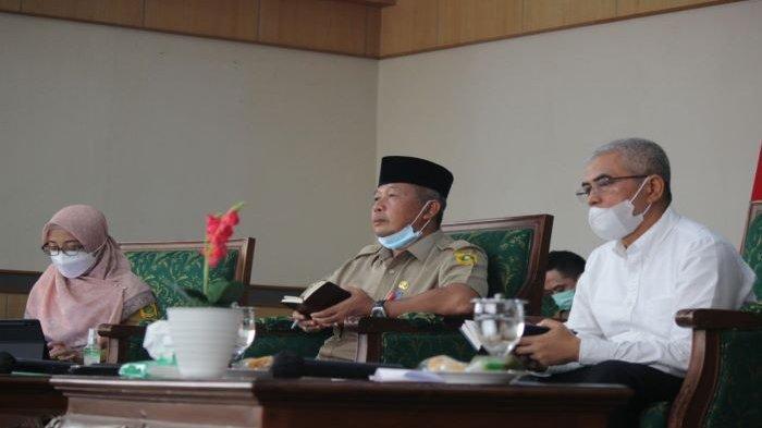 Sekda Kabupaten Bogor Burhanudin Positif Covid-19, Pejabat Kontak Erat Diimbau Lakukan Swab Test