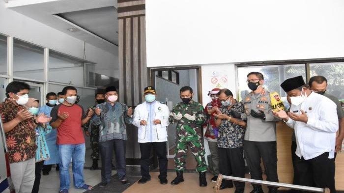 VIDEO : Pelepasan Jenazah Sekdis Kesehatan dr Dedi Syarif yang Wafat Akibat Covid-19
