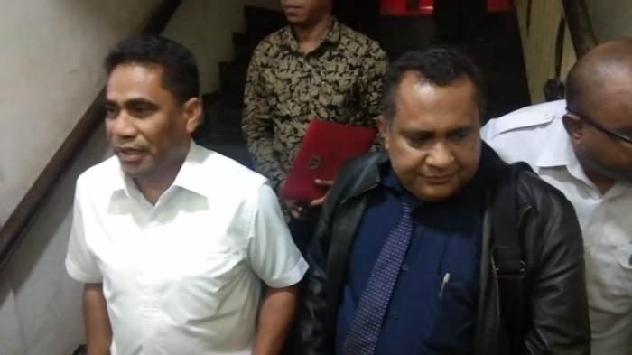 Sekda Papua Diperiksa 11 Jam Tidak Ditahan Meski Ditetapkan Tersangka Penganiayaan KPK