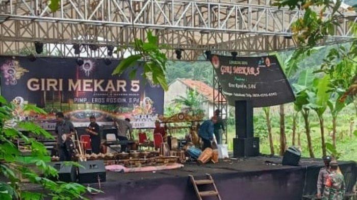 Penjelasan Sekdes Desa Cidokom Rumpin Soal Dihentikannya Pesta Pernikahan Warganya