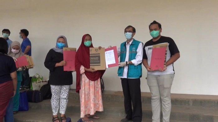 Kapok Kena Covid-19, Satu Keluarga di Kota Tangsel Ini Sampaikan Pesan Penting buat Masyarakat