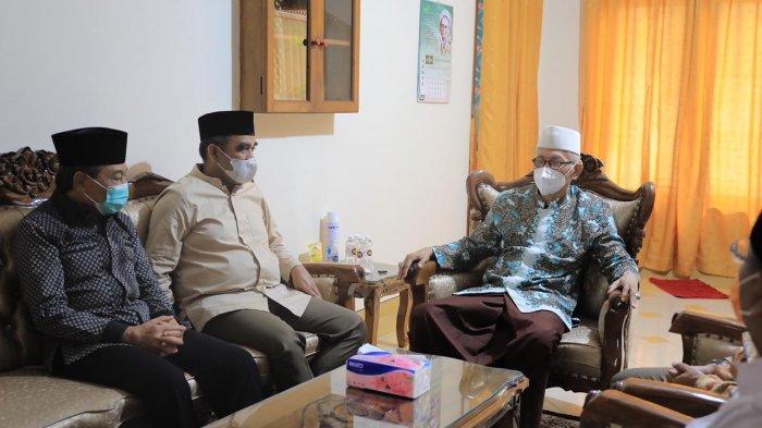 Temui Rais Aam PBNU, Ahmad Muzani Sampaikan Pentingnya Toleransi dan Persatuan Lawan Radikalisme