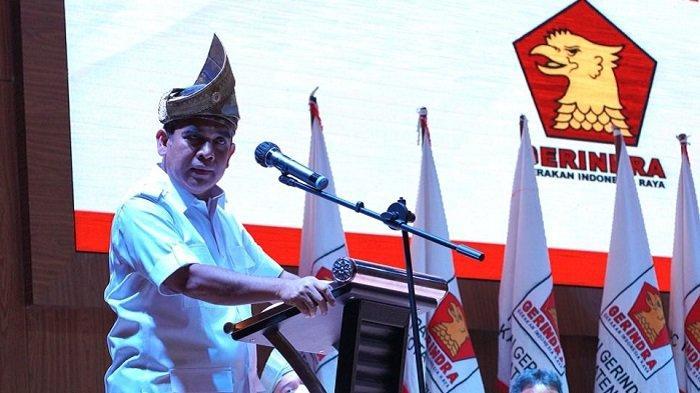 Serukan Pendekar NKRI Saat Rapat Koordinasi di Batam, Sekjen Partai Gerindra: Negara akan Terus Kuat