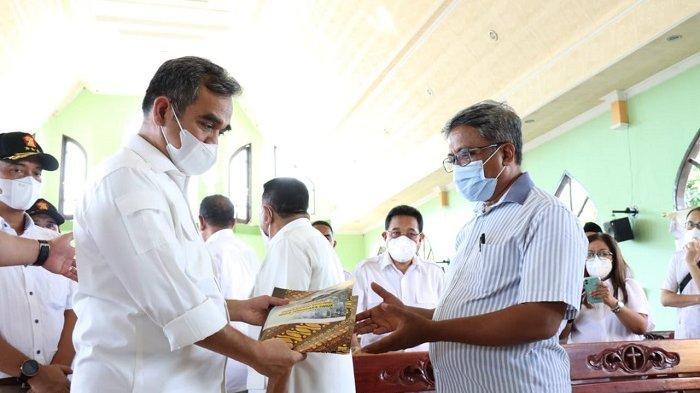 Partai Gerindra Beri Bantuan Korban Banjir Bandang NTT, Ahmad Muzani Bahas Ajaran Prabowo Subianto