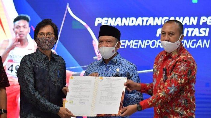 Selain Tes Covid-19 , Lalu Muhammad Zohri Dkk Juga Bakal Dites Mental Sebelum Jalani TC di Jakarta