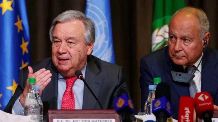 KONFLIK Palestina-Israel: Liga Arab Secara Resmi Tolak Keputusan AS Soal Permukiman Israel