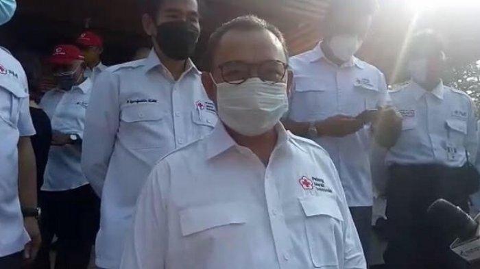 Peringati HUT ke-76, PMI Nasional Berziarah ke Makam Bung Hatta