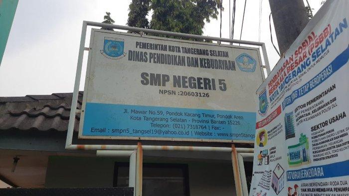 Ppdb Online Tercatat 326 Calon Siswa Mendaftar Di Smpn 5 Kota Tangerang Selatan Warta Kota