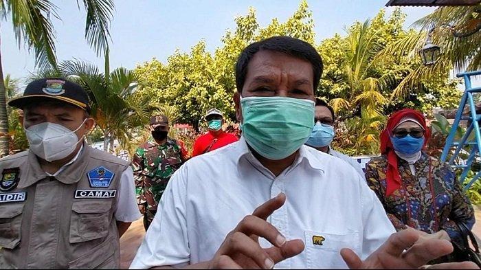 Pemerintah Kabupaten Tangerang Sulap Water Boom Batavia Splash Pasar Kemis Menjadi Vaksin Center