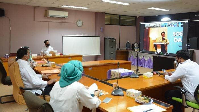 Pemkab Tangerang Bahas Mengenai Pembayaran Iuran Jaminan Kesehatan bagi Perangkat Desa