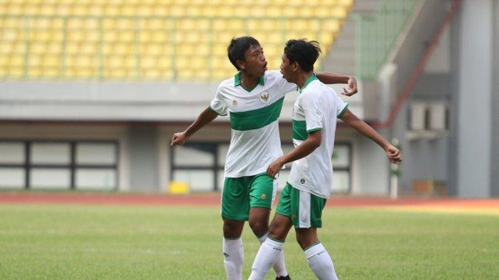 Timnas Indonesia U-16 Menutup Pemusatan Latihan Tahap Kedua dengan Hasil Gemilang