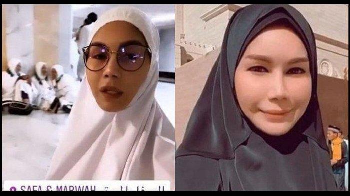 Selebgram Transgender ke Tanah Suci, Mendaftar Sebagai Pria, Pengusaha Kosmetik Malaysia Ini Dikecam