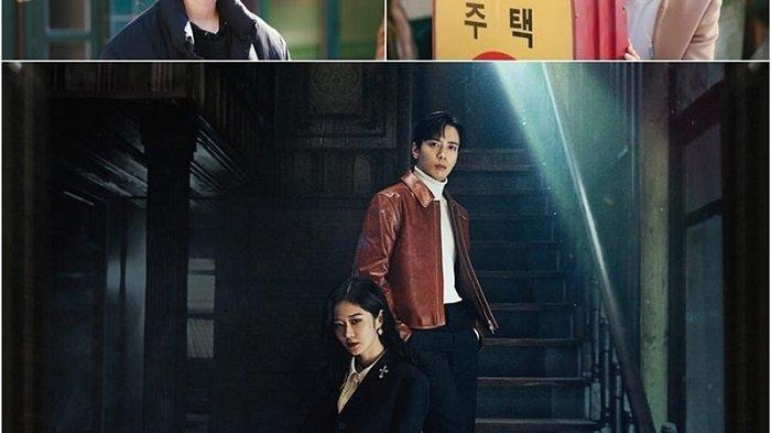 Jang Nara dan Jung Yong Hwa bermain dalam drama Korea Sell Your Haunted House yang tayang perdana Rabu (14/4/2021).