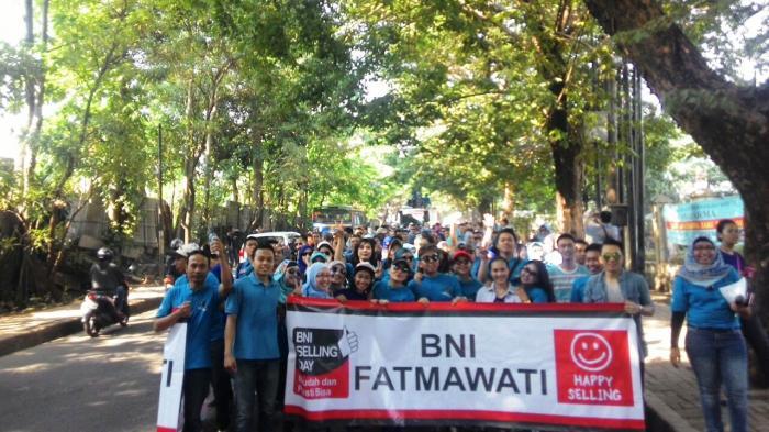 BNI Fatmawati Tawarkan Produk Lewat Selling Day